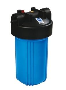 897 10 дюймов Синий корпус фильтра Биг Блю с входом 1 дюймов и сбросом давления Тайвиань