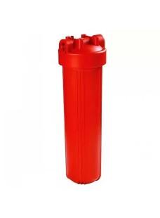 898 20 дюймов Корпус фильтра Биг Блю для горячей воды с входом 1 дюймов и сбросом давления