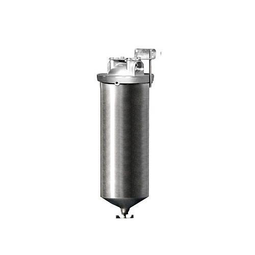 Корпус фильтра металлический стандарта Slim Line с прямой промывкой 10 дюймов