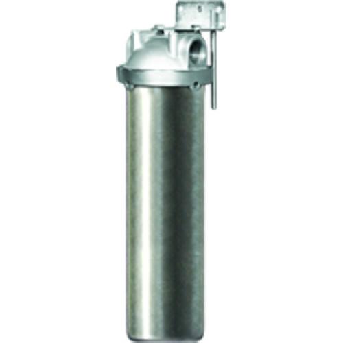Корпус фильтра металлический стандарта Slim Line 10 дюймов