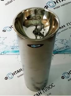 Фонтанчик питьевой Дождик-2 ⌀ 300мм с СанПиН кольцом и поворотным краном