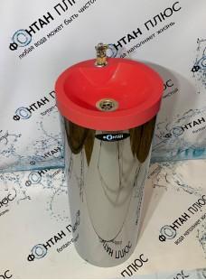 Фонтанчик питьевой Дождик-1 (пластик) ⌀ 320мм с краном дозатором