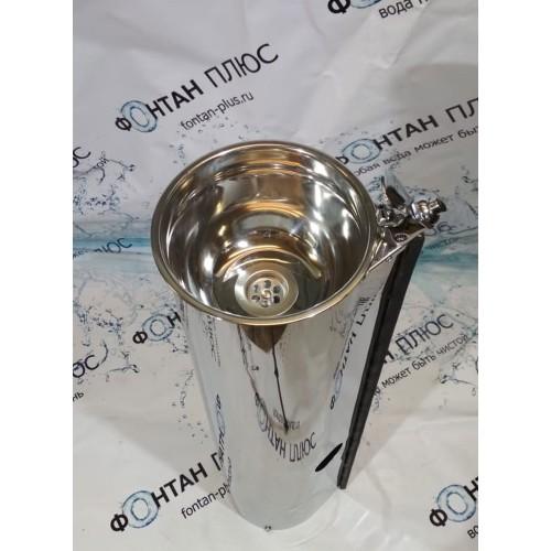 Фонтанчик питьевой Капля-1 ⌀ 210мм с краном дозатором