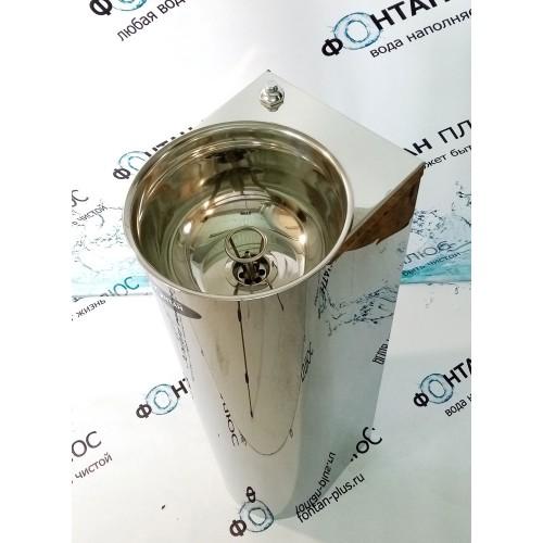 Фонтанчик питьевой Родничок-3 с кнопкой и СанПиН кольцом