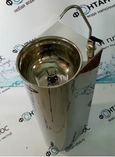 Фонтанчик питьевой Родничок-4 с клавишным краном