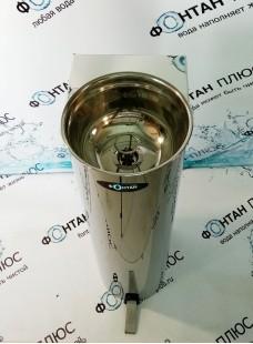Фонтанчик питьевой Родничок-7 с СанПиН кольцом и педалью