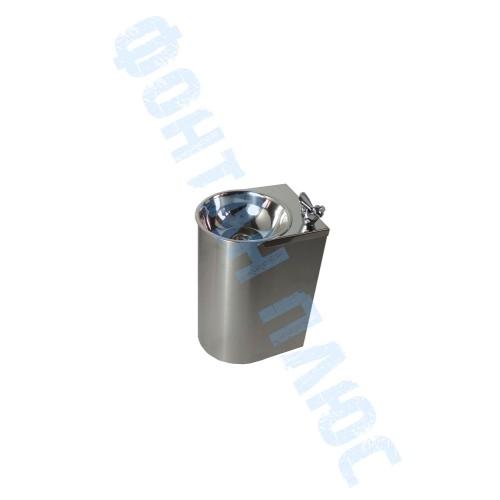 Фонтанчик питьевой Родничок-1 настенный с краном дозатором