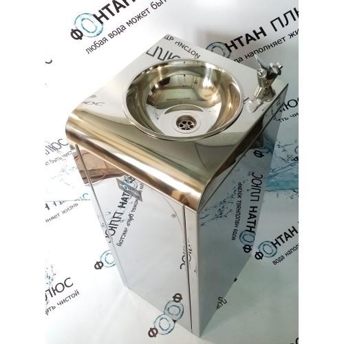 Фонтанчик питьевой Школьник-1 с охлаждением и краном дозатором