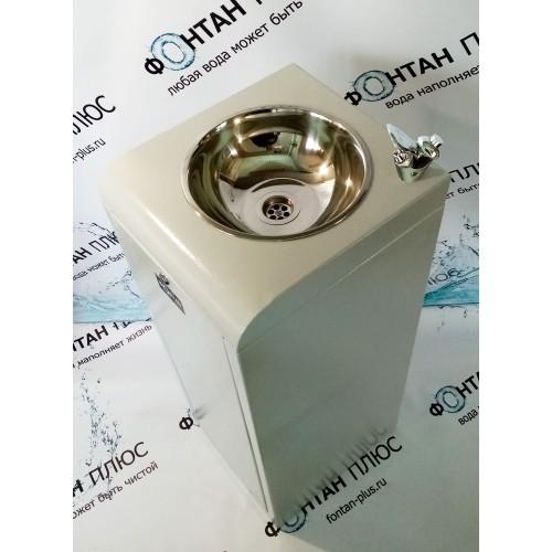Фонтанчик питьевой Школьник-1П с краном дозатором