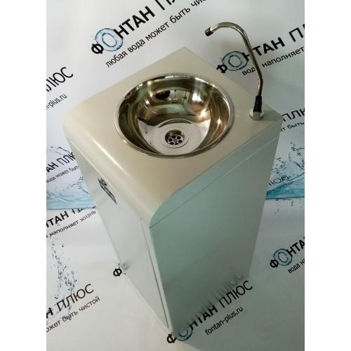 Фонтанчик питьевой Школьник-4П с клавишным краном