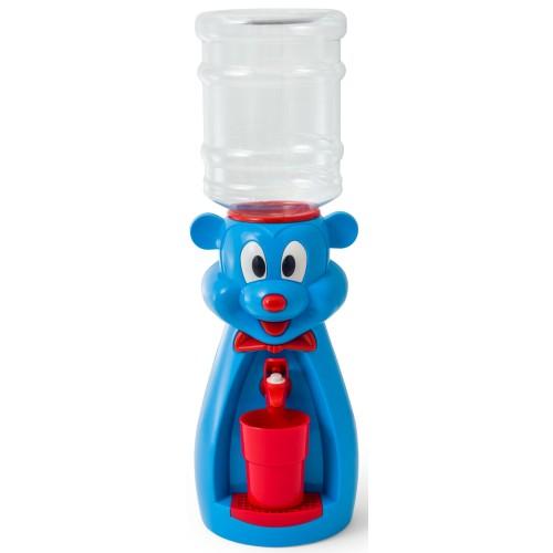 Детский кулер для воды и напитков Mouse Blue
