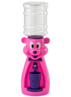 Детский кулер для воды и напитков Mouse Pink