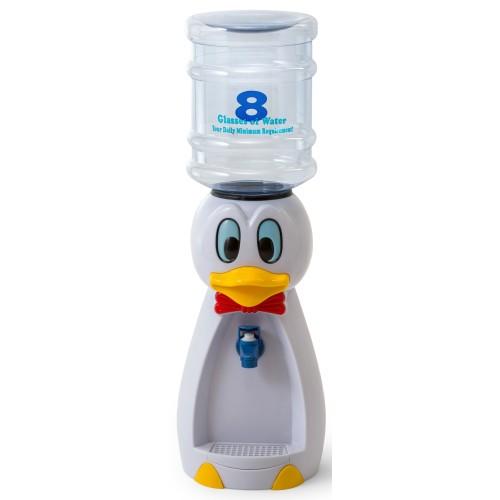 Детский кулер для воды и напитков Duck White