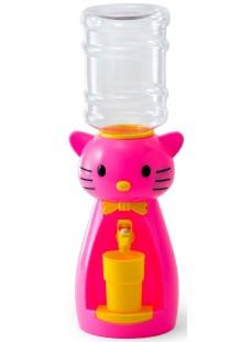 Детский кулер для воды и напитков Kitty Pink