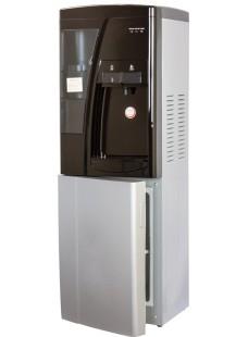 Пурифайер FP напольный П-12 серебристый с нагревом и электронным охлаждением