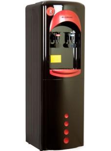 Пурифайер FP напольный П-3 черно-красный с нагревом и электронным охлаждением