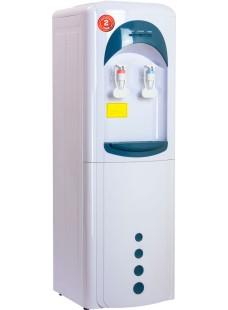 Пурифайер FP напольный П-3 белый с нагревом и электронным охлаждением