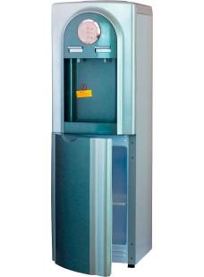 Пурифайер FP напольный П-4 серо-голубой с нагревом и электронным охлаждением
