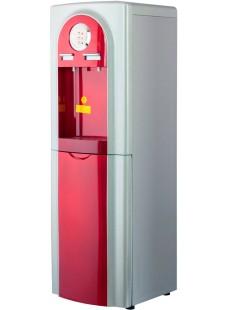 Пурифайер FP напольный П-4 красный с нагревом и электронным охлаждением