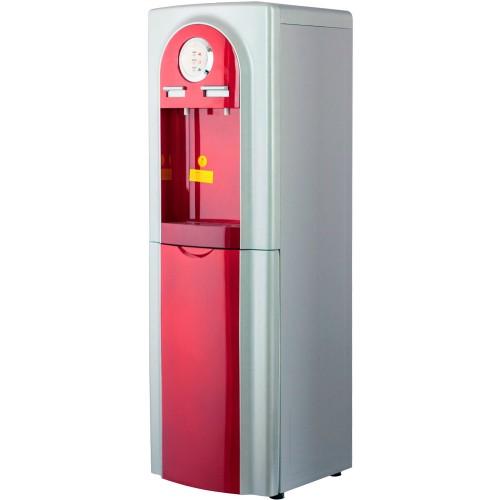 Пурифайер напольный П-4 красный с нагревом и охлаждением