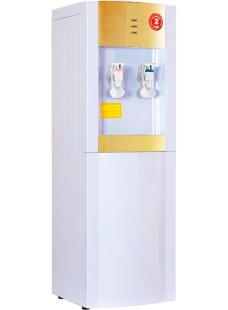 Пурифайер FP напольный П-5 золотой с нагревом и электронным охлаждением