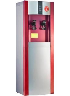 Пурифайер FP напольный П-5 красный с нагревом и электронным охлаждением
