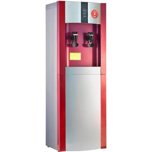 Пурифайер напольный П-5 серебро/красный с турбонагревом и охлаждением