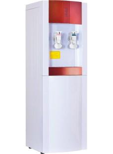 Пурифайер FP напольный П-5 бело/красный с нагревом и электронным охлаждением