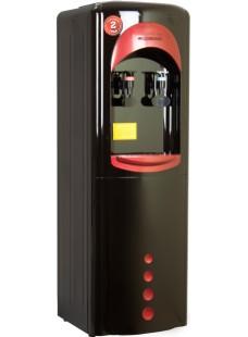 Пурифайер FP напольный П-7 черный с нагревом и электронным охлаждением