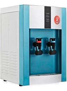 Пурифайер FP настольный ПН-7 синий c нагревом и электронным охлаждением
