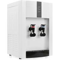 Пурифайер FP настольный ПН-7 белый c нагревом и электронным охлаждением