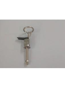 Клавишный кран с СанПиН кольцом